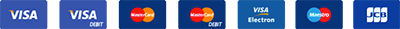 payment methods bank cards
