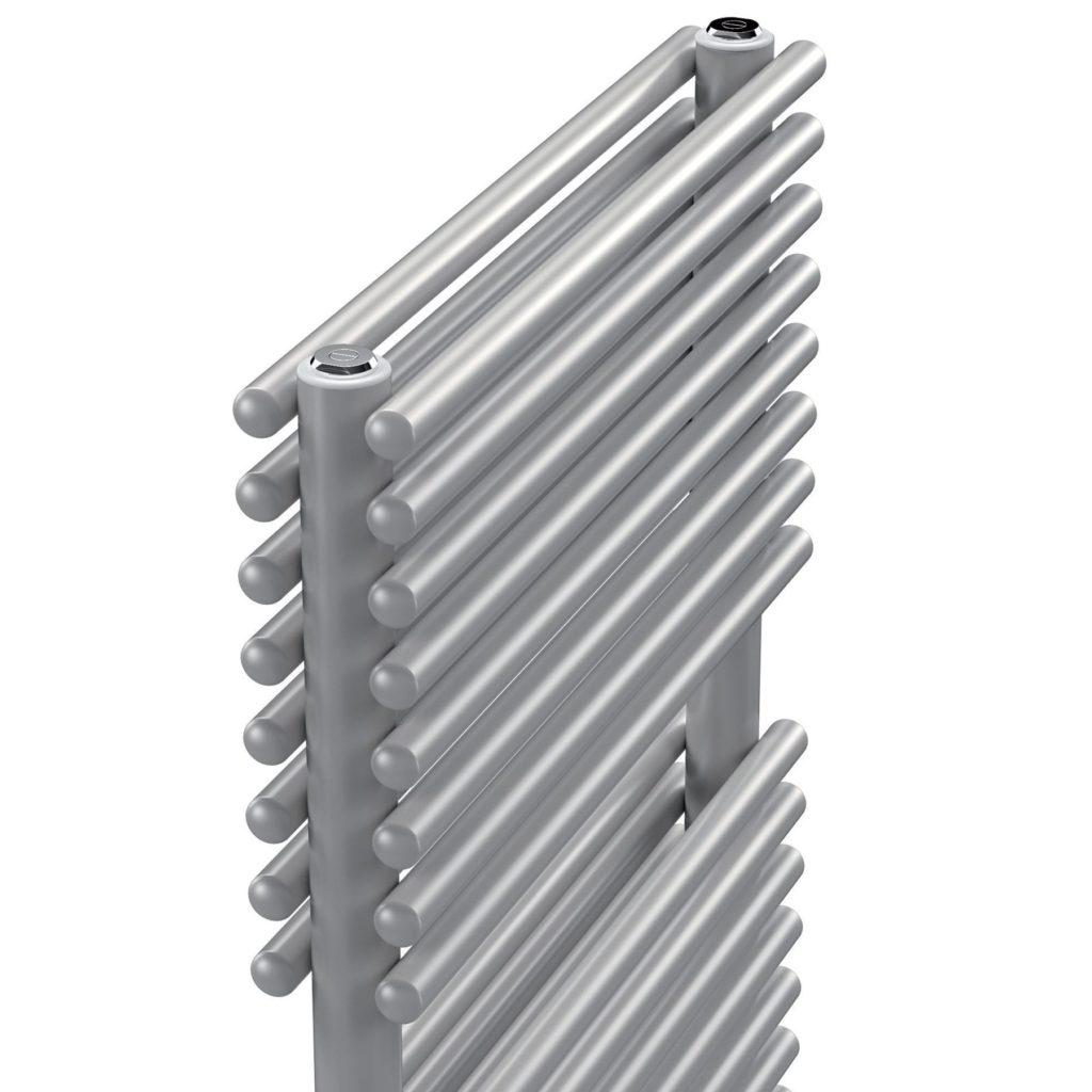 Caliente Straight Double towel rail