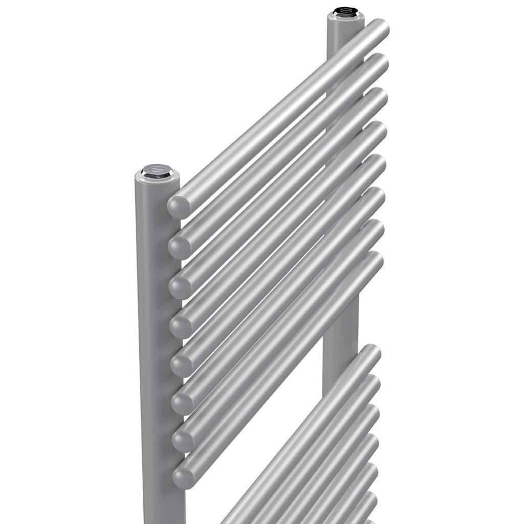 Caliente Straight Single Towel Rail