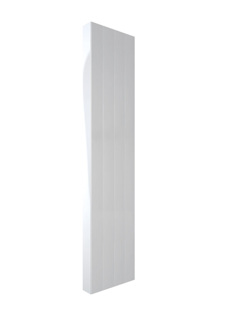Compact with Style Vertical radiator