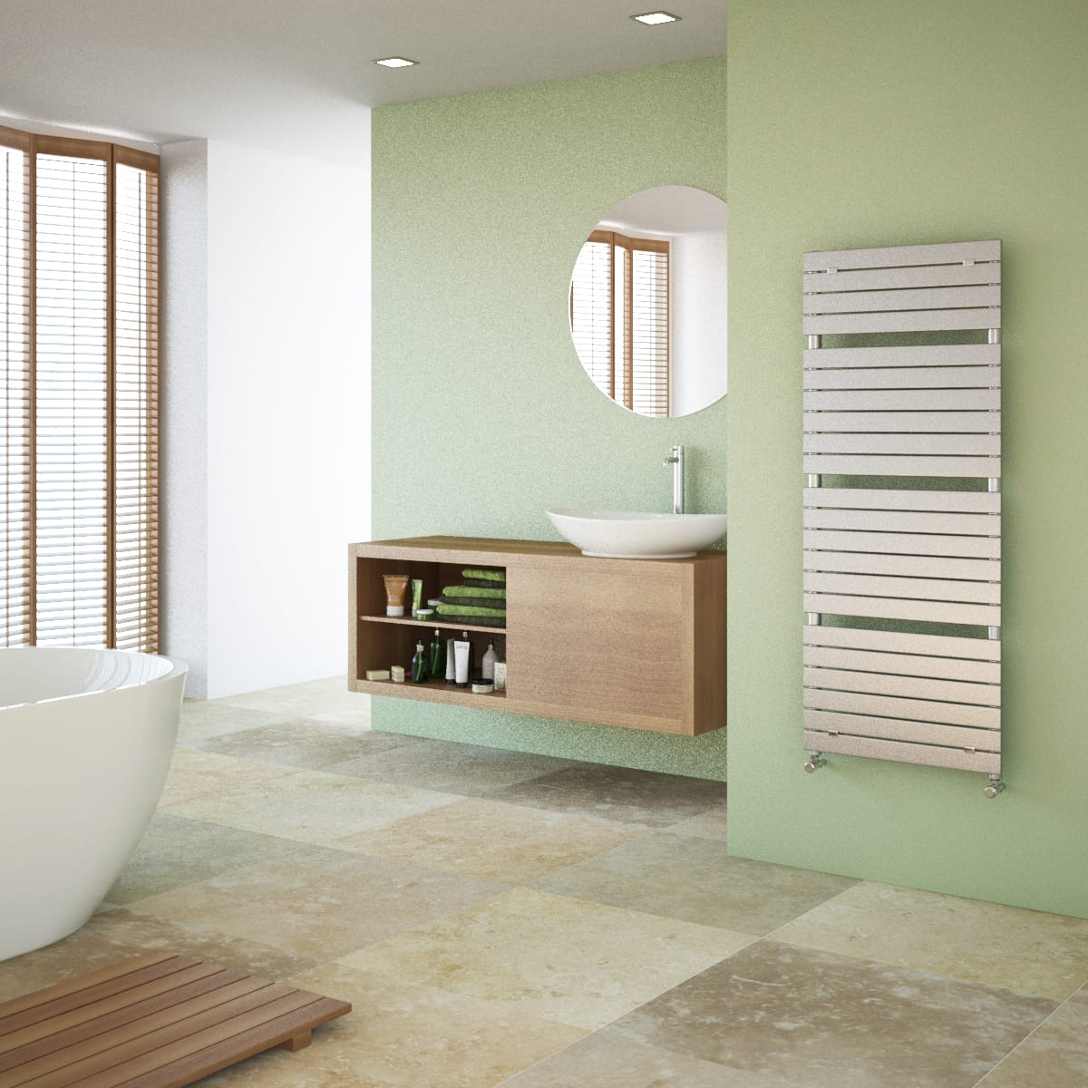 Concord Towel Rails From Stelrad