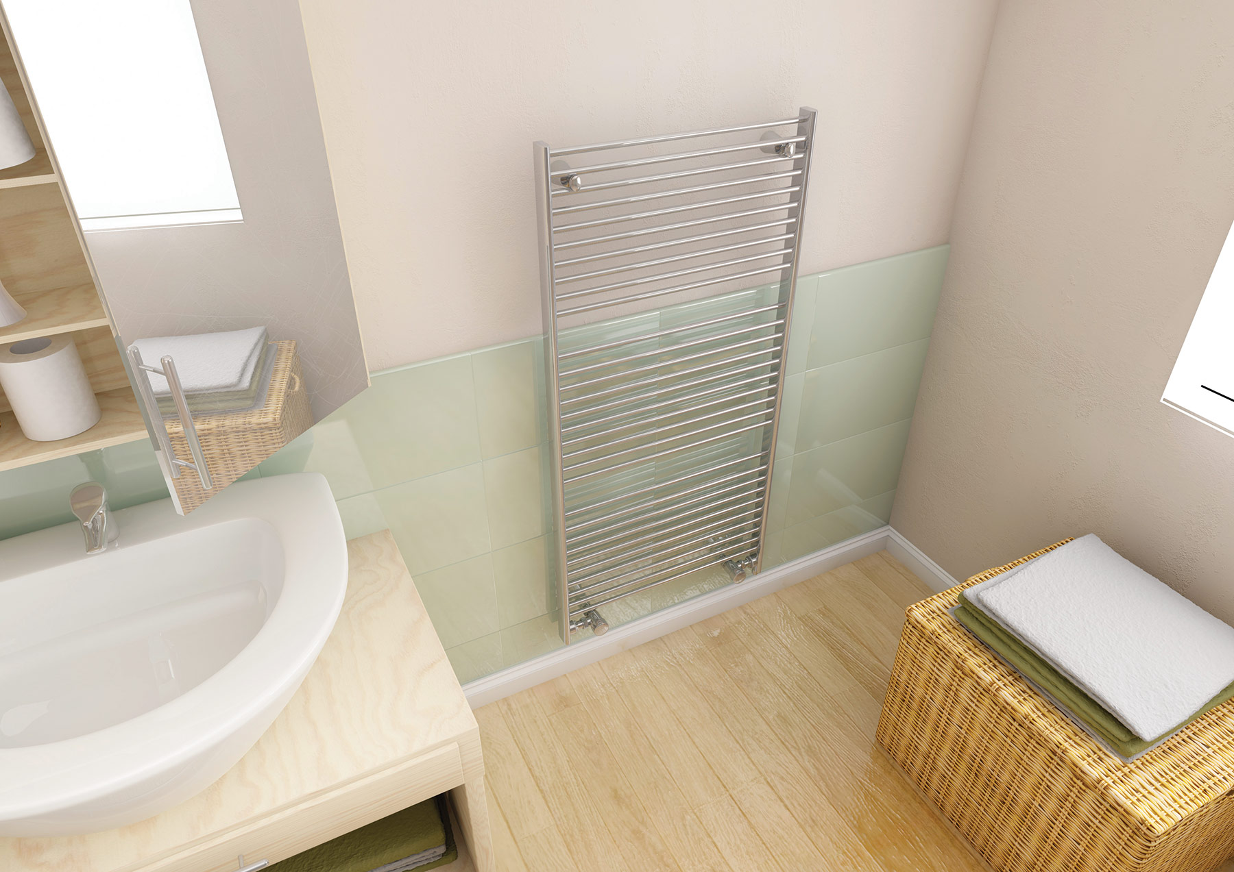 Esprit Radiators From Stelrad