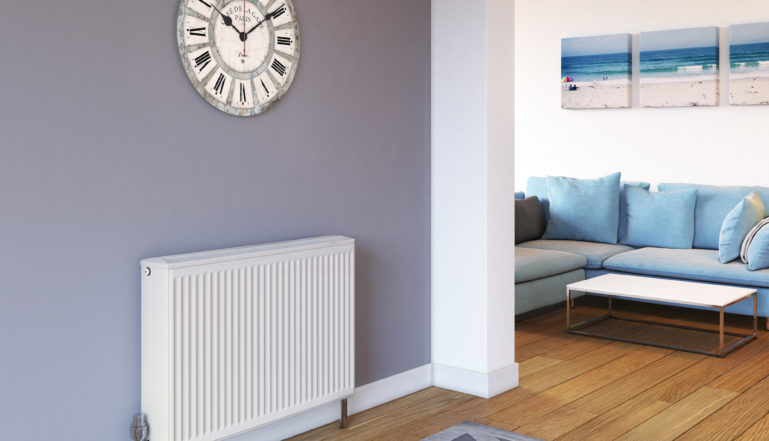 Our Softline Compact K3 radiator