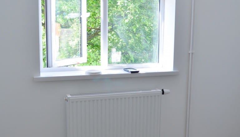 Stelrad Radical installed in Monmouthshire Housing Association