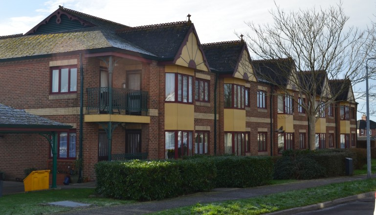 A care home in Swindon