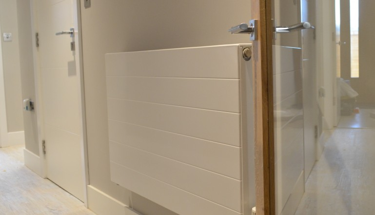 Another Stelrad Compact with Style adding a little extra to these high quality homes.