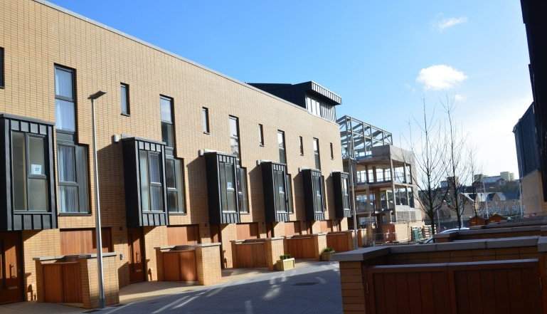 Cardiff Pointe - developing into a stunning new development near Penarth