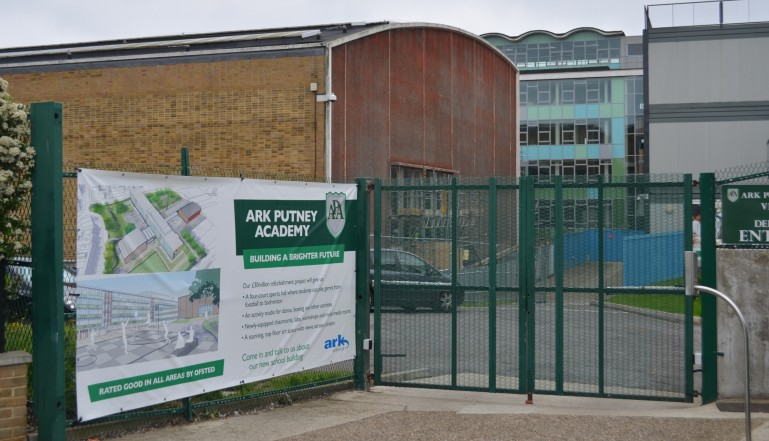 Putney Academy in south west London