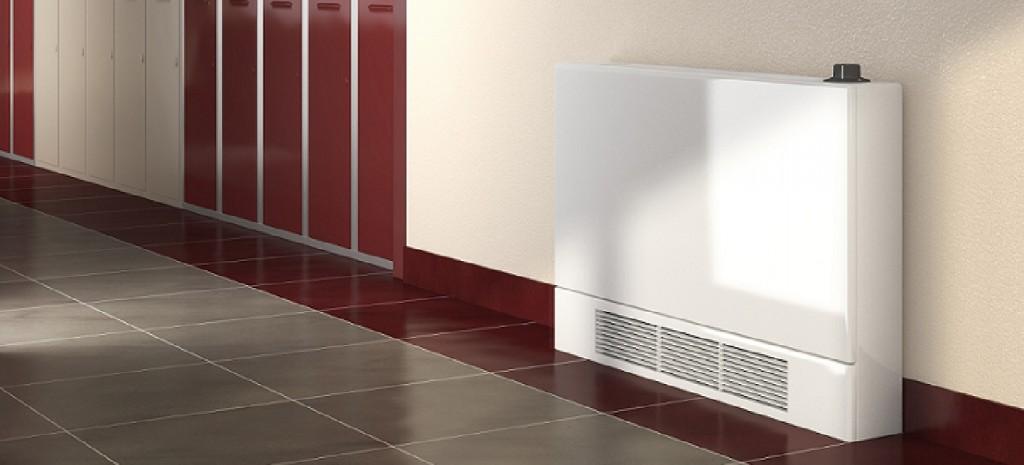 LST i Plus radiator