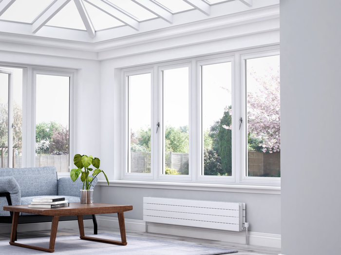 Concord Lo Line Radiators From Stelrad