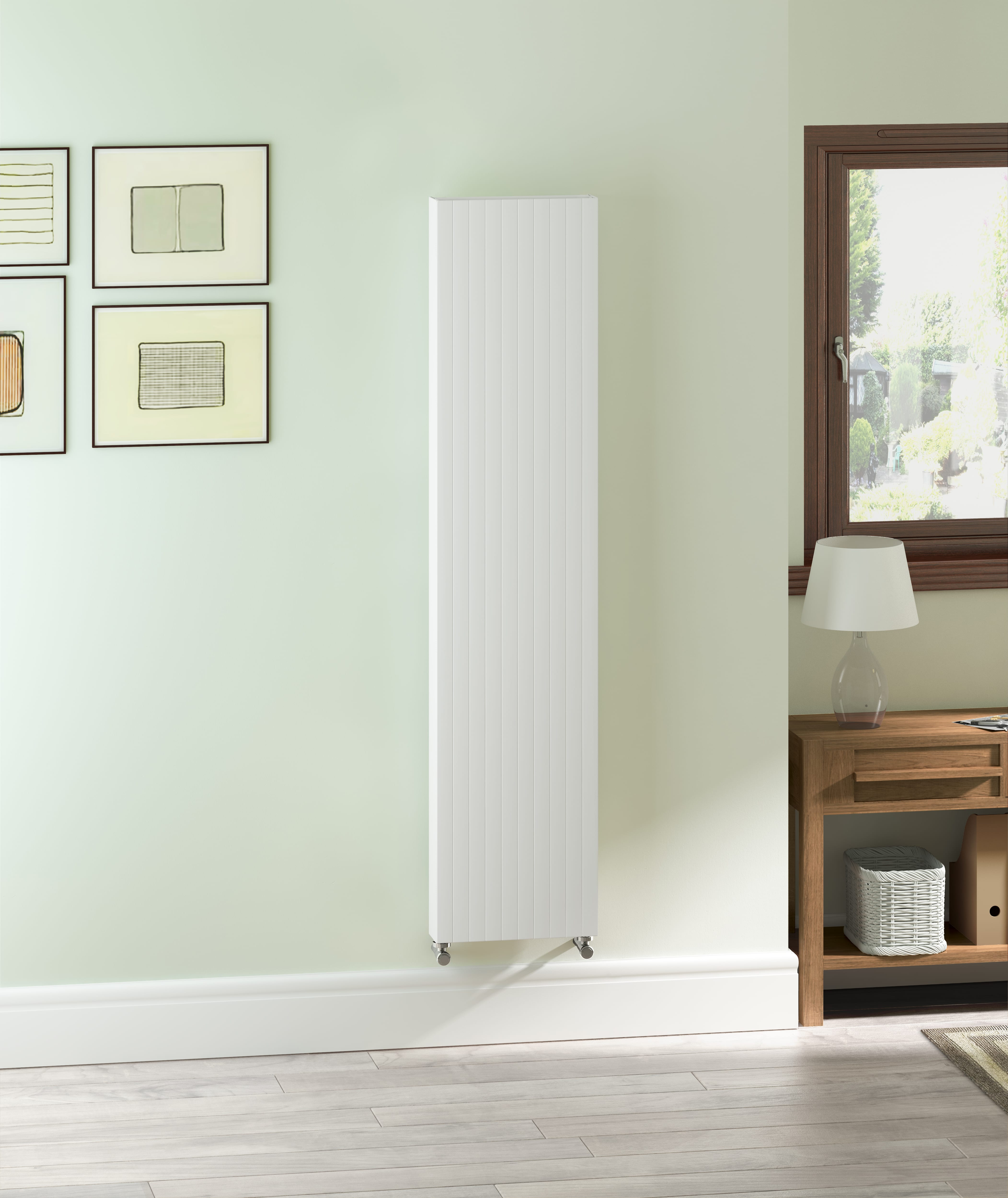 Vita deco vertical stelrad radiators - Deco moderne flat ...