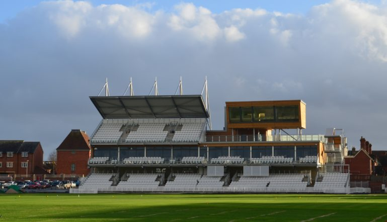 The new Somerset Pavilion