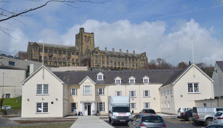 The Storiel in Bangor, Gwynedd, North Wales