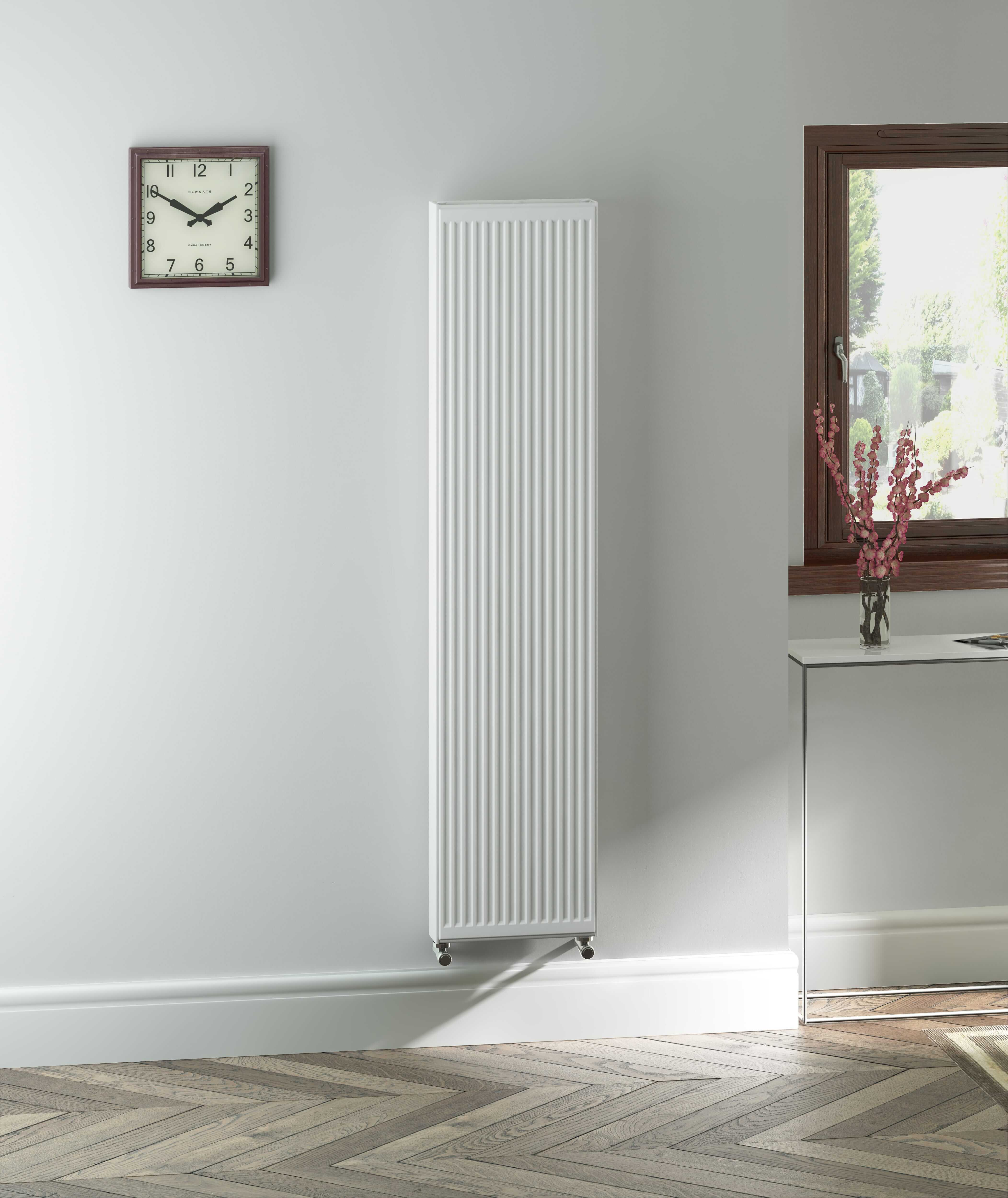 Vita Compact Vertical Radiators