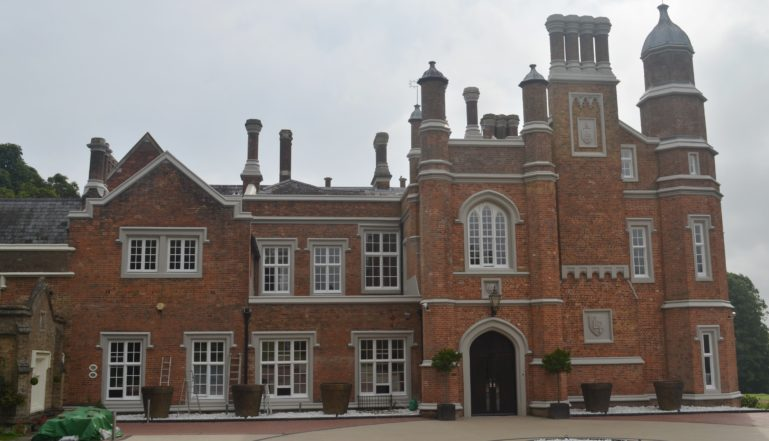 Hamels Mansion, Buntingford