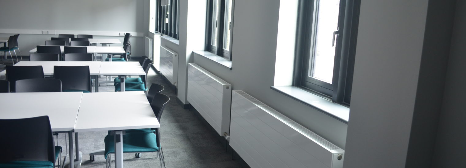 Compact with Style radiators selected by University of Cumbria