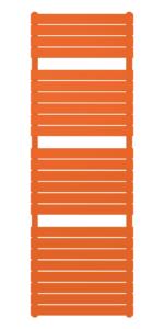 Stelrad concord rail pastel orange radiator
