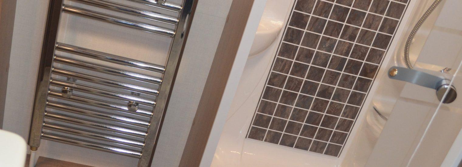Caravans and motorhomes warm to Stelrad towel rails