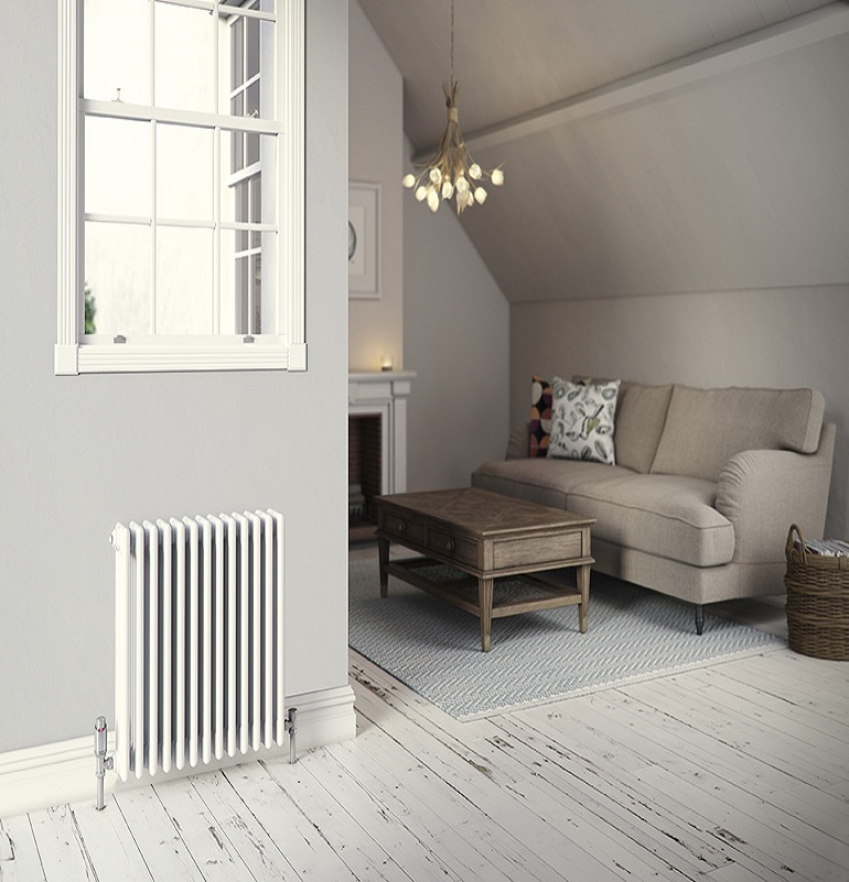 Vita Column Horizontal Radiators