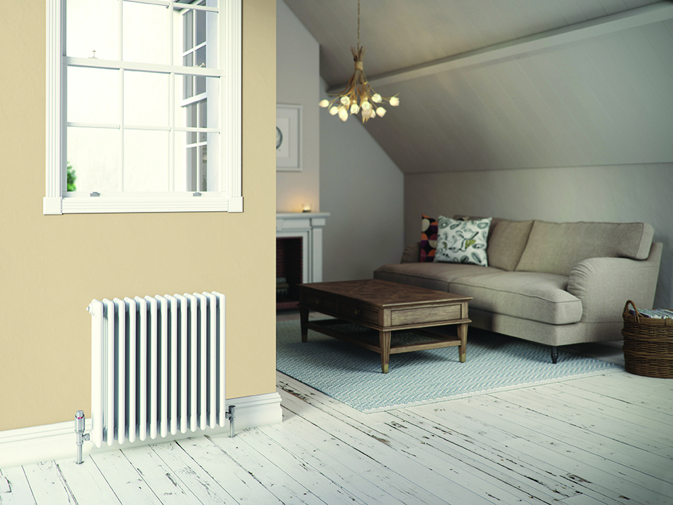 Softline Column Horizontal Radiators