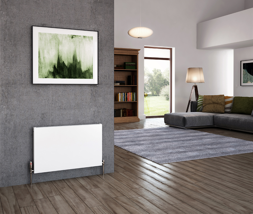 Softline Plan Radiators From Stelrad