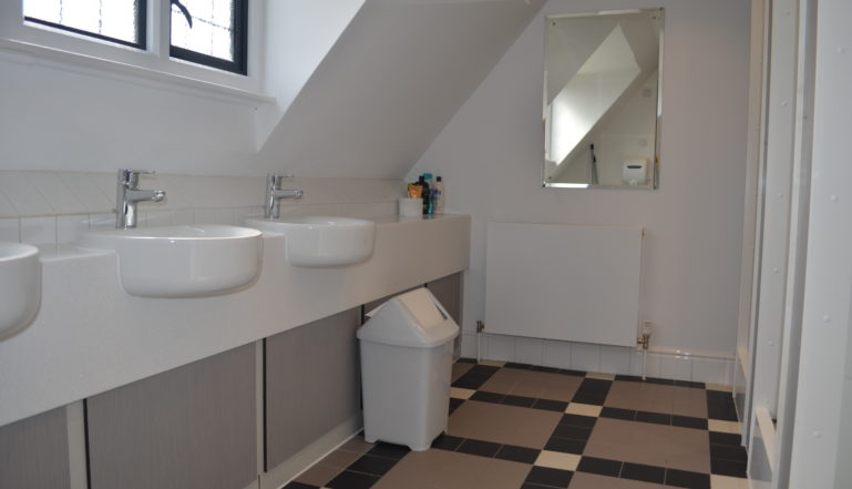 And a Vita Plan helps keep the Loos and shower rooms warm in colder months.