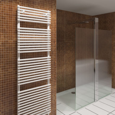 Arno Single Towel Rail