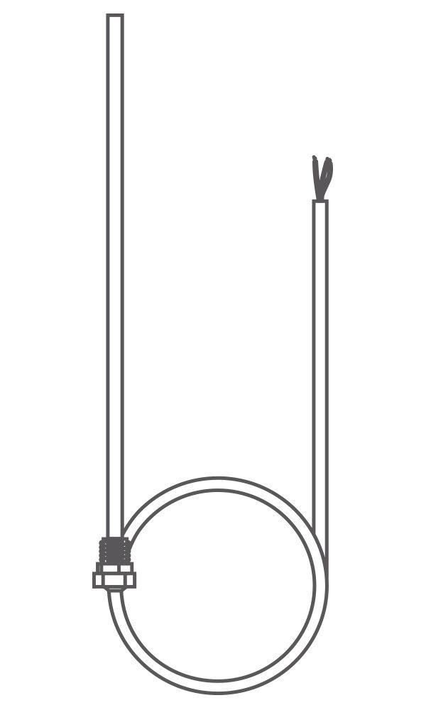 Esprit Heater element