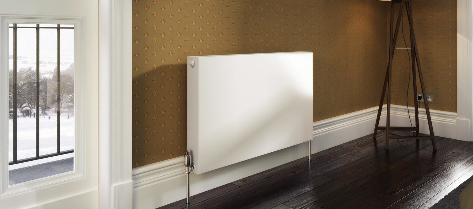 Planar Horizontal Radiators From Stelrad