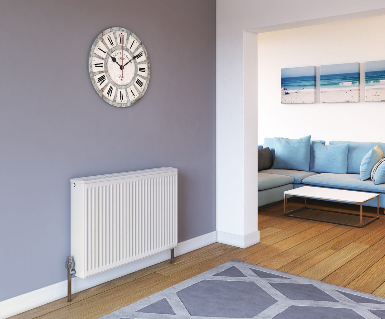 Softline Compact K3 Radiators From Stelrad