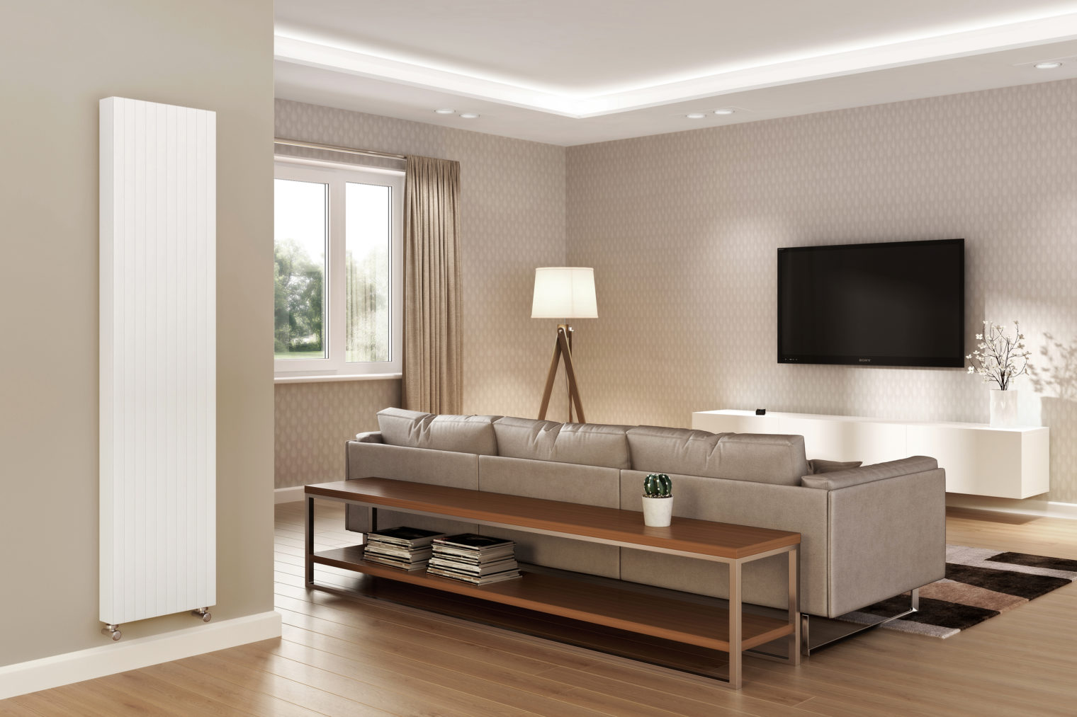 Softline Deco Vertical Radiators