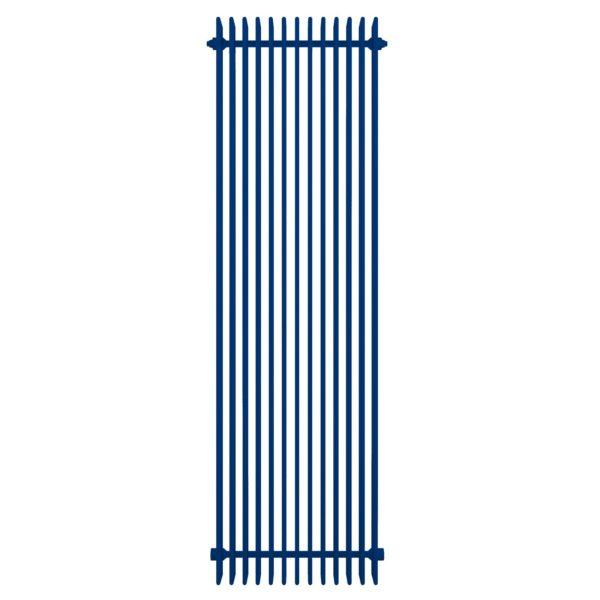 Stelrad concord slimline ultramarine blue radiators