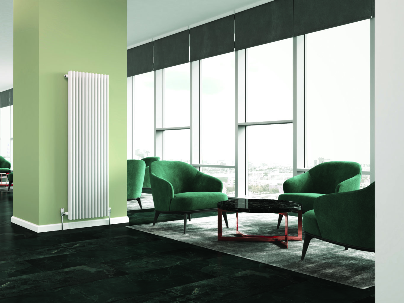 Softline Concord Slimline Radiators