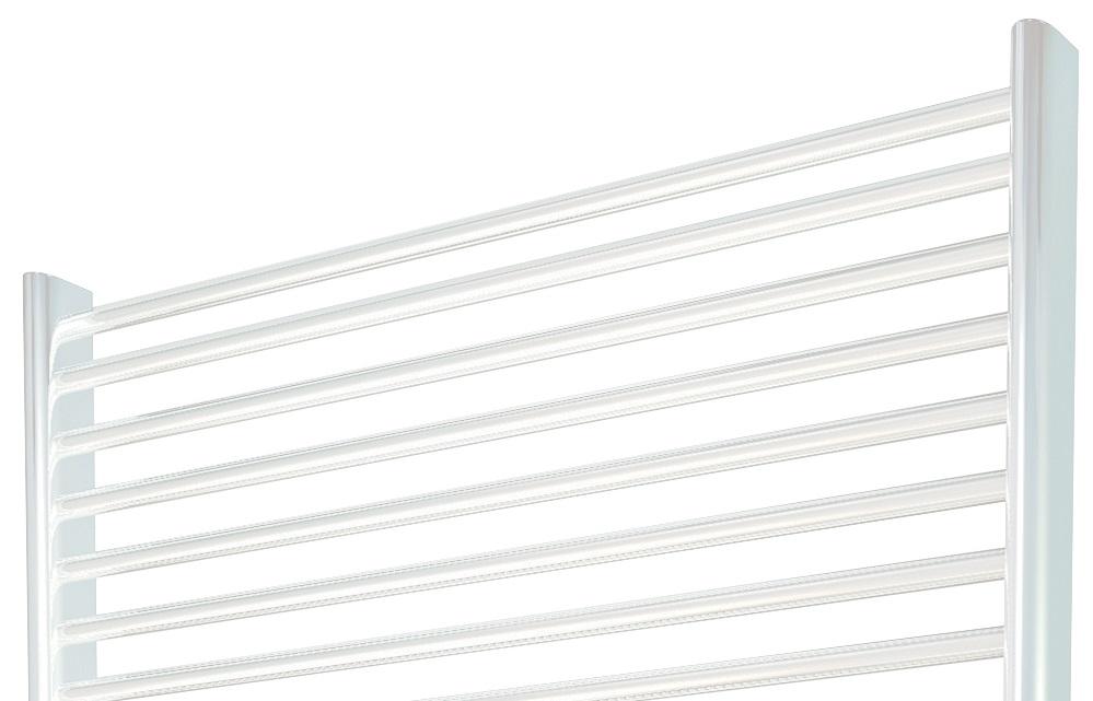 w x 600mm Polished Stainless Steel Towel Rail Radiator 904 BTUs h 500mm