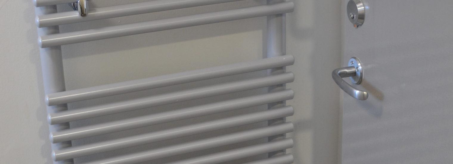 Stelrad radiators in Leeds University