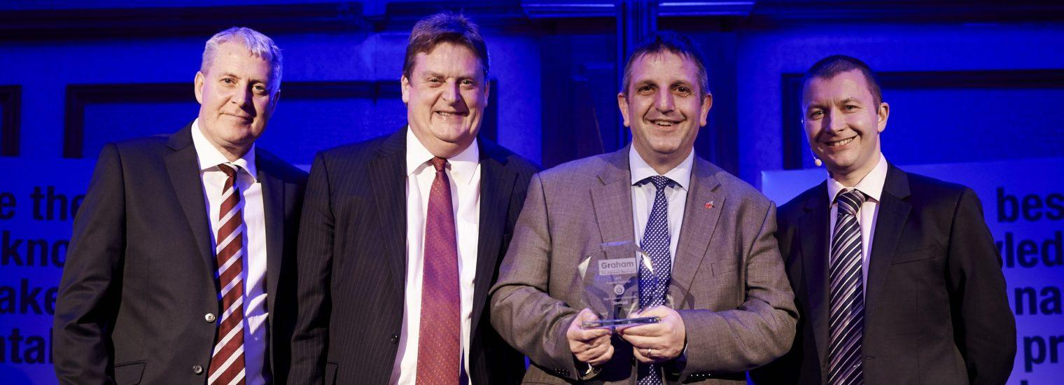 Stelrad wins award from leading merchant group