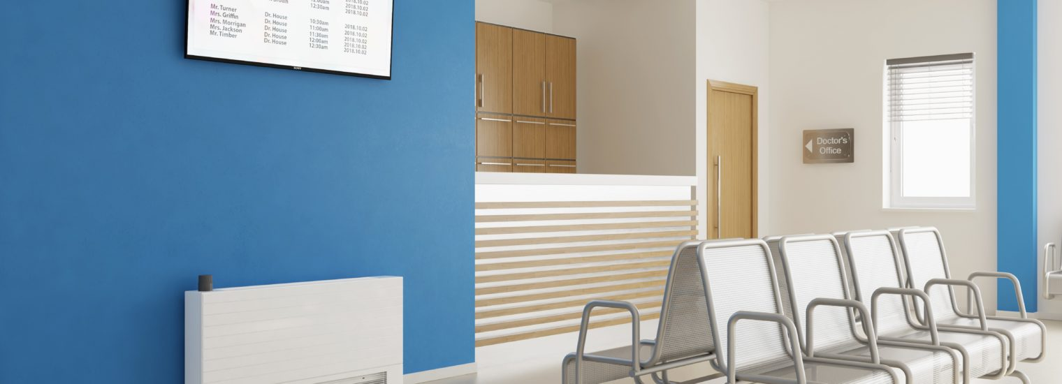 The latest Stelrad LST i Plus Deco with the fine lined casing.