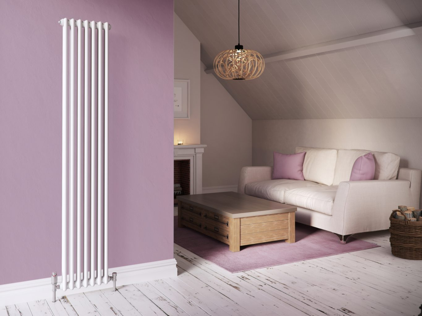 Vita Column Vertical Radiators