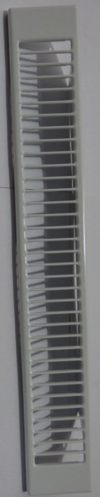 144350 european compact top grille K1