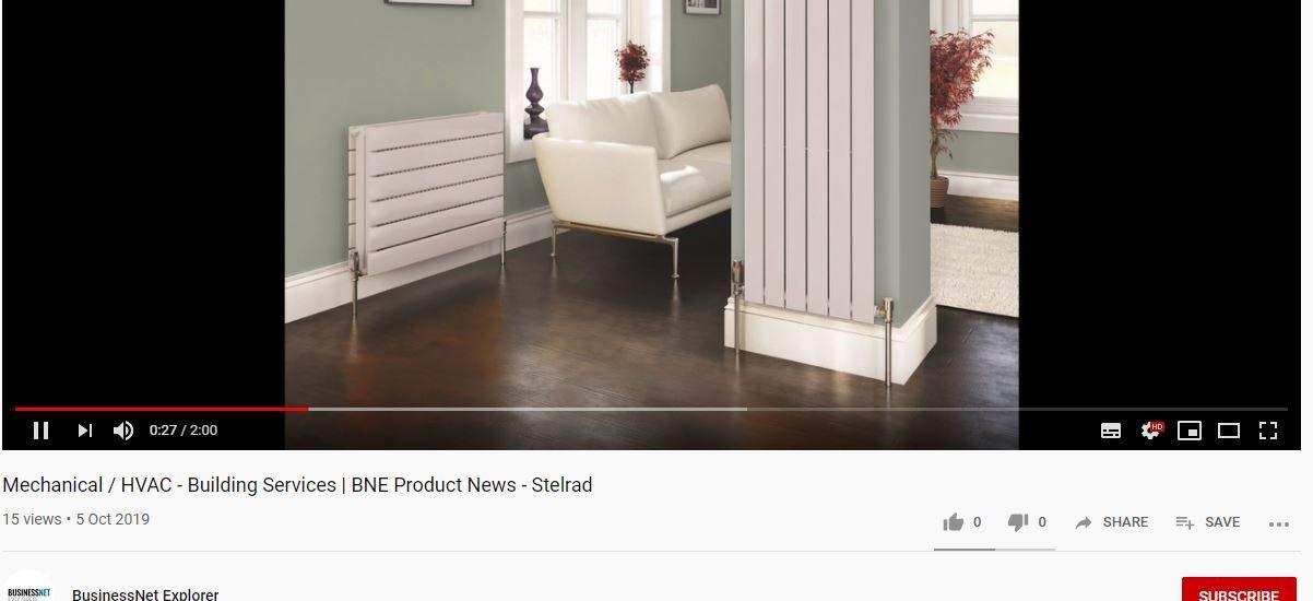 stelrad extends radiator ranges to meet customer demand