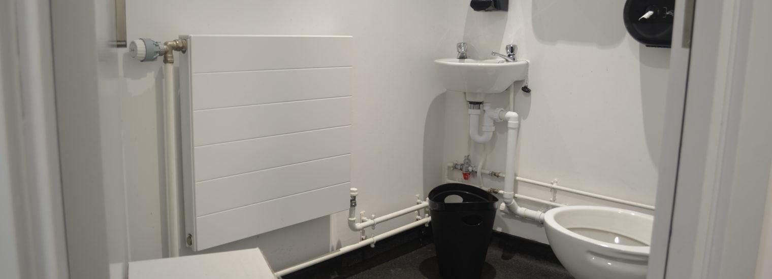 Stelrad radiator in bathroom
