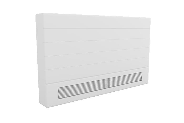 LST Standard Deco - LR Angled radiator