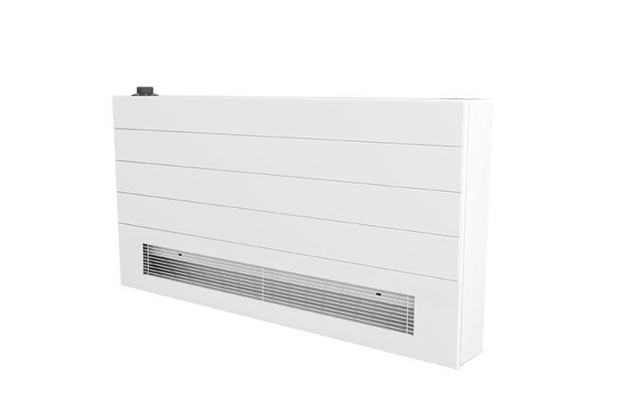 LST i Plus Deco - LR angled radiator