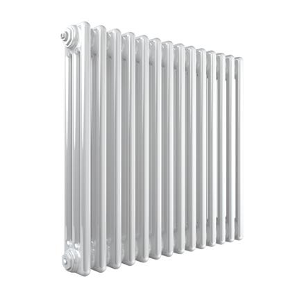 Softline Column 3 - LR angled radiator