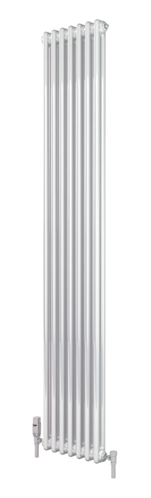 Softline Column Vertical - LR angled radiator
