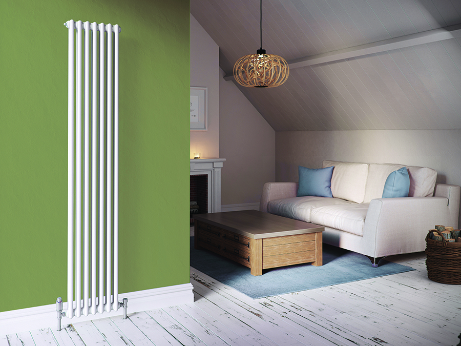 Softline Column Vertical Radiators From Stelrad