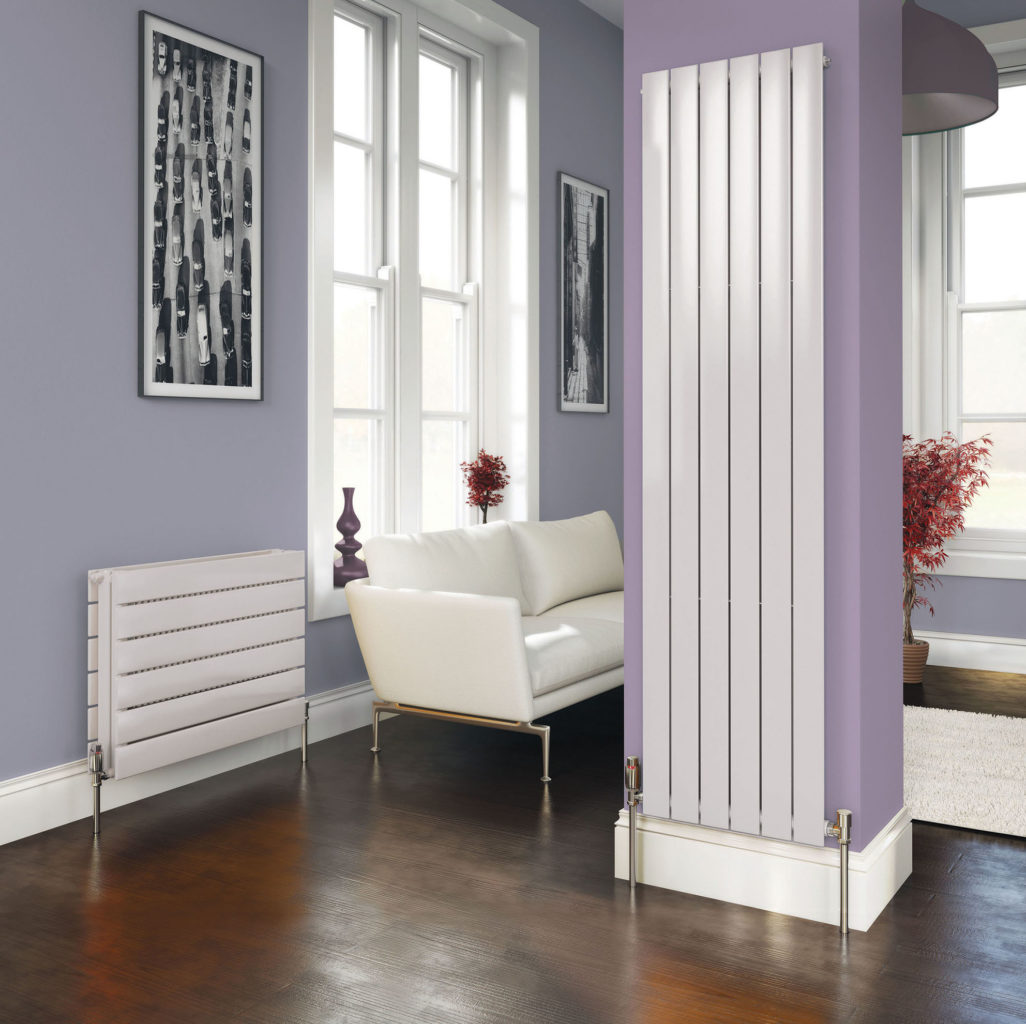 Softline Concord Vertical Radiators