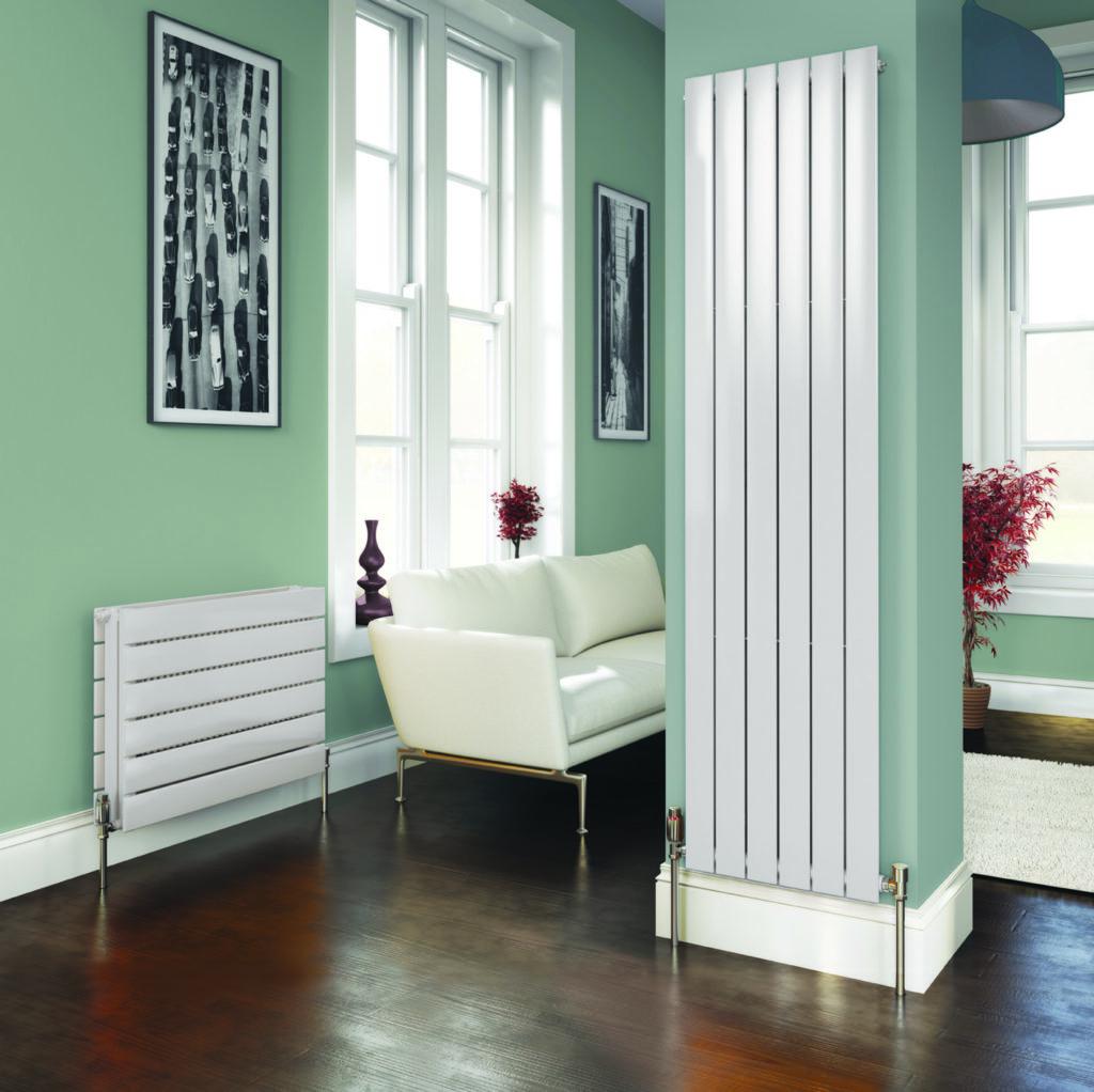 Vita Concord Plane & Vertical radiator