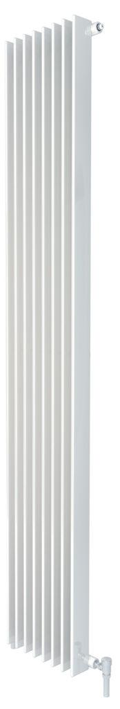 Vita Concord Slimline - LR angled radiator