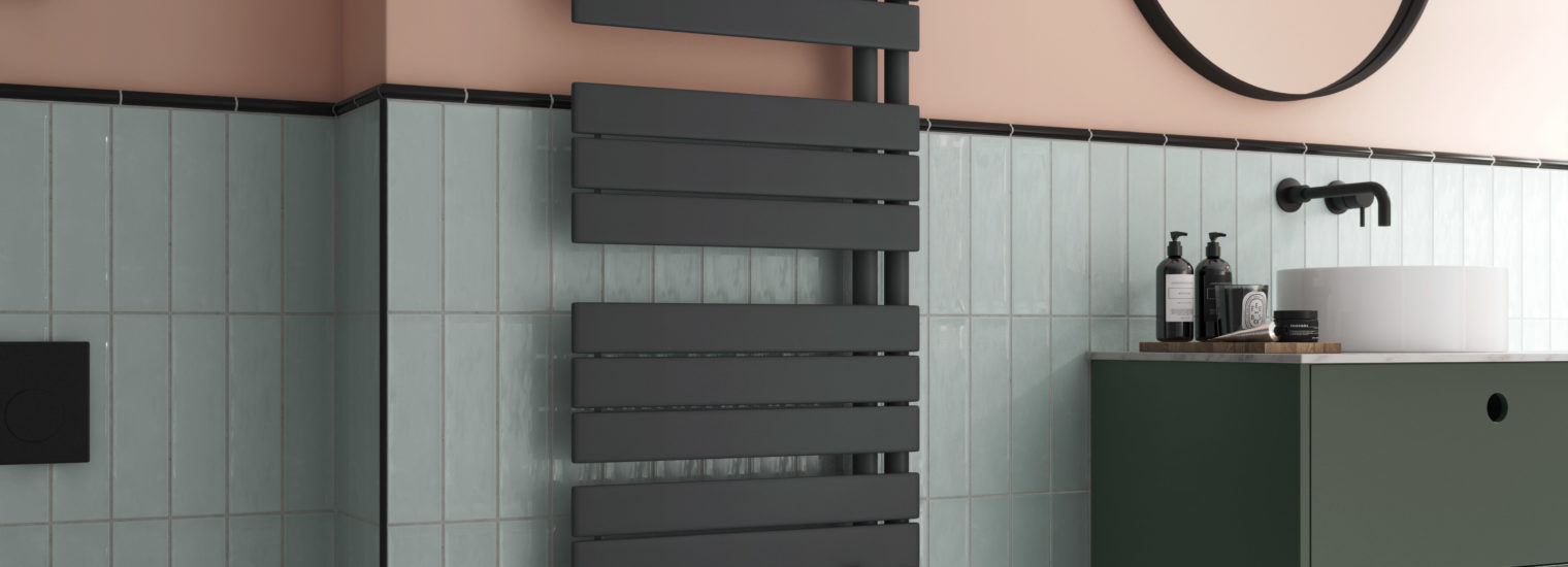 Concord Side Anthracite radiator